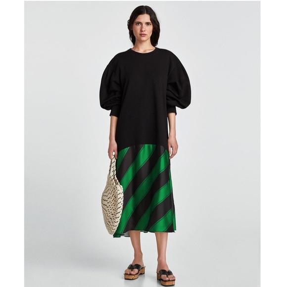 Zara Dresses & Skirts - ZARA Basic Collection Dress